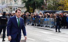 El presidente este viernes en Madrid.