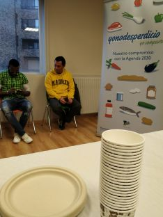 Cepaim celebra una merienda intercultural en la capital