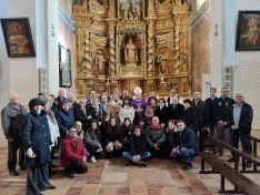 Inauguración de las obras de la parroquia de Carabantes.