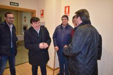 Foto 3 - La Diputación despide el año con los alcaldes