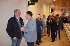 Foto 2 - La Diputación despide el año con los alcaldes