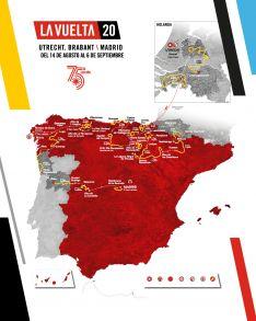 Foto 6 - Libro de ruta: Así serán las 2 etapas sorianas de la Vuelta a España 2020
