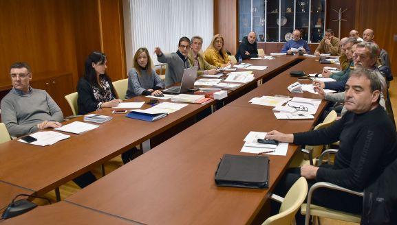 Reunión de la Junta Consultiva de la RRCU celebrada esta mañana. /Jta.