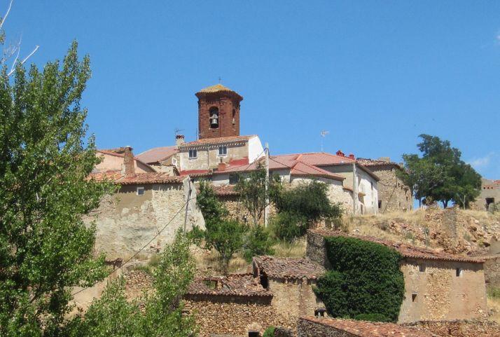 Imagen de la localidad de Carabantes.