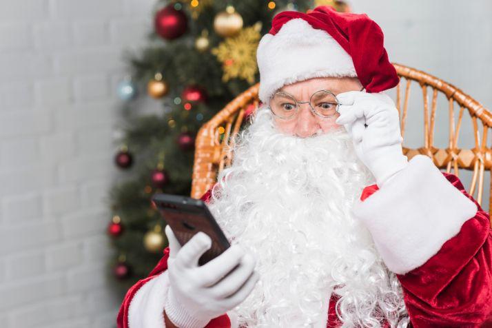Entrevista a Santa Claus: '¿Qué narices es la mirra?'
