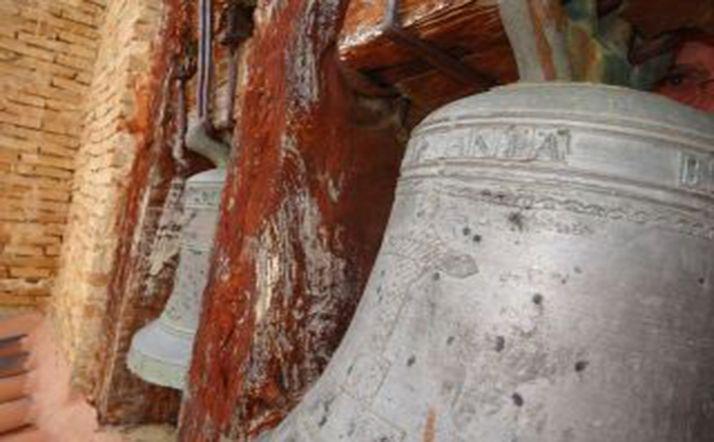 Campanas del templo de Torralba. /Campaners.com
