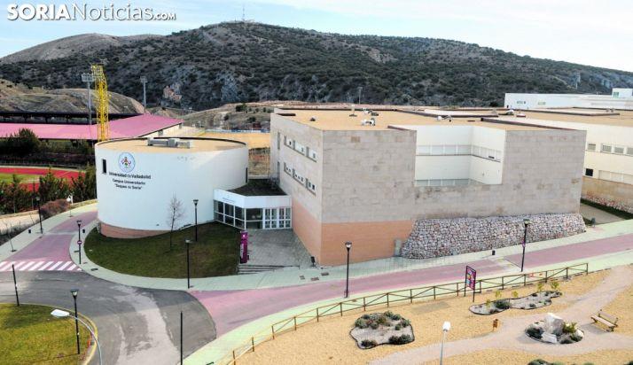 Foto 1 - La UVa, única universidad española en desarrollar el Programa Incoming Professionals Erasmus+