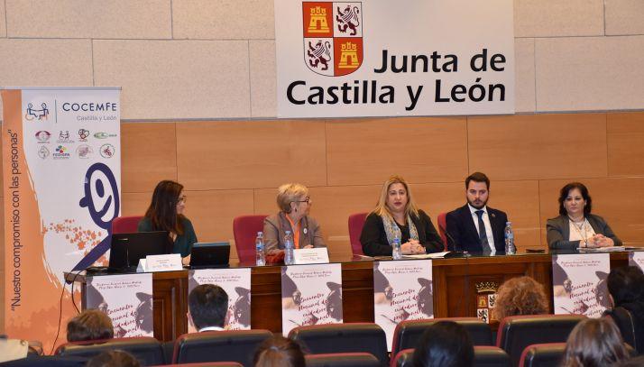 Apertura del encuentro esta mañana en la capital. /Jta.