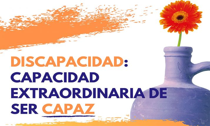 Foto 1 - La Diputación conmemora el Día Internacional de las Personas con Discapacidad en Arcos de Jalón