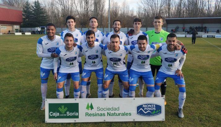 Numancia B y SD Almazán sacan empates en la decimoséptima jornada de Liga en Tercera