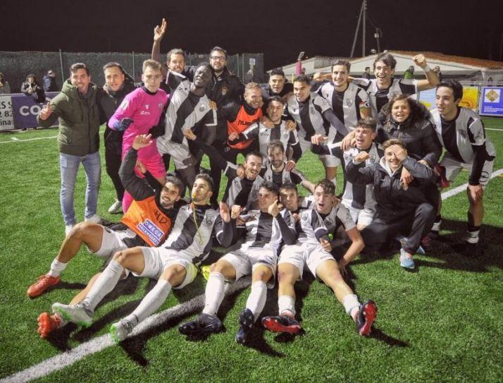 El Haro celebra el pase a dieciseisavos de final de la Copa del Rey.