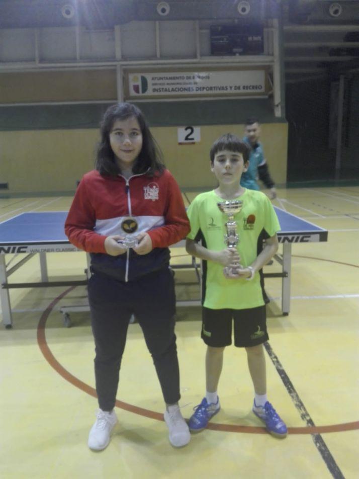 Foto 2 - El club de tenis de mesa soriano ha viajado a Burgos para participar en la primera jornada de la liga promesas