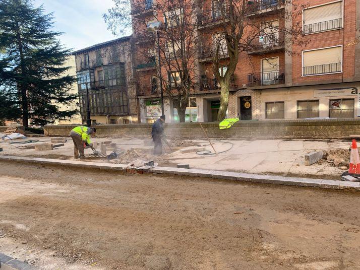 Foto 1 - El volumen inversor del Ayuntamiento supera los 7M€