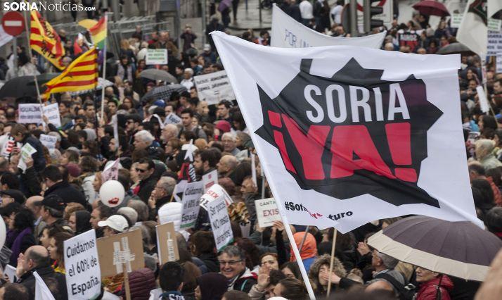 Una imagen de la manifestación del 31M en Madrid. /María Ferrer