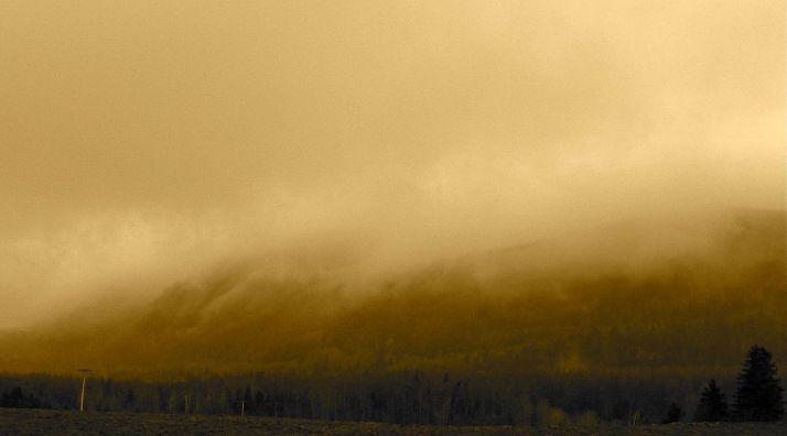 Foto 1 - Declarada la alerta por vientos fuertes y lluvias a partir de esta media noche