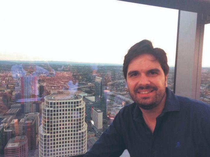 Jesús Mateo Pte. Asociación de Empresas del Polígono de Las Casas.