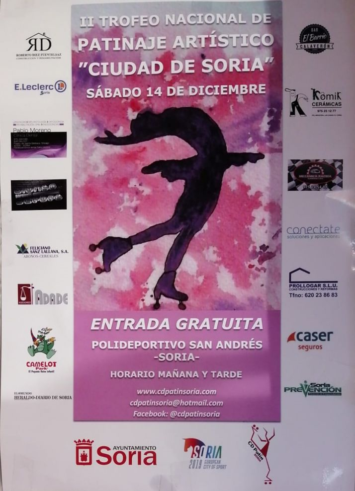 Primera edición del 'Ciudad de Soria'.