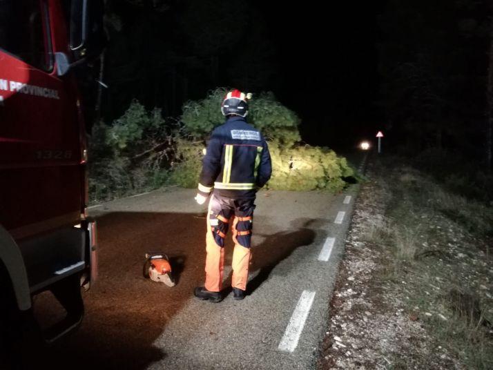 Carretera de Navaleno a Canicosa. /Diputación