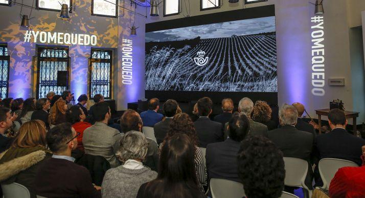 Imagen de la presentación de la campaña.