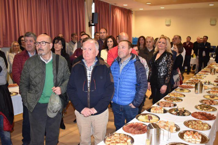 Foto 1 - La Diputación despide el año con los alcaldes