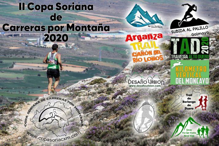 Foto 2 - Quedan abiertas las inscripciones para participar en la II Copa Soriana de Carreras por Montaña