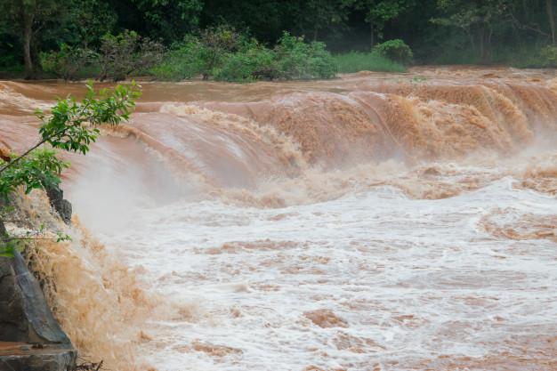 Inundación.
