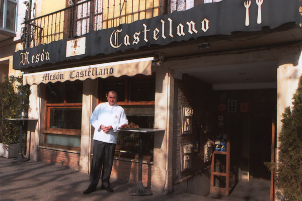 El Mesón Castellano cumple 50 años