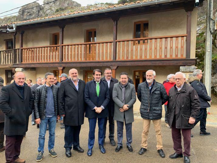 La Junta crea en León el Ecomuseo de la lana merina trashumante'