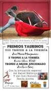 Foto 1 - Mañana se entregan los Premios Taurinos de la Peña Taurina Rubén Sanz