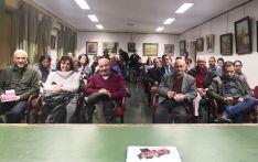 Una imagen de la convocatoria en la Casa de Soria en Madrid. /SoriaYa