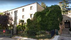 Imagen del edificio donde estaba ubicado el bar del CUS.