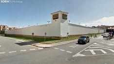 Una imagen del centro penitenciario de Soria. /SN