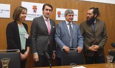 Apertura de la 'Jornada Foresnet' a instancias de Cesefor este viernes en Ponferrada. /Jta.