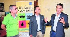 Foto 6 - LIFE Smart Fertirrigation, un proyecto para lograr un fertilizante sostenible