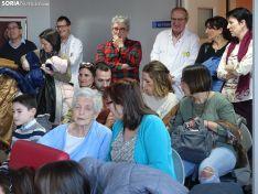 Una de las imágenes de la sesión de este jueves en el Santa Bárbara. /SN