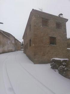 Foto 9 - GALERÍA: Nieve que sabe a Gloria en Soria