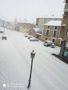 Foto 3 - GALERÍA: Nieve que sabe a Gloria en Soria