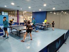 Una imagen de la jornada deportiva en Rioseco. /CTMS