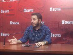 El concejal de Acción Social y Juventud, Eder García.