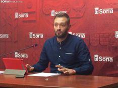 Manuel Salvador, concejal de deportes