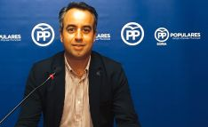 Ignacio Soria, concejal del PP en el Ayuntamiento capitalino.