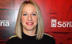 Estela Navascués, portavoz de deportesl del PP municipal.