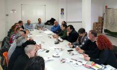 Reunión de los pueblos involucrados en Noviercas. /Dip