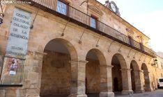 El Palacio de la Audiencia de Soria, fue sede judicial