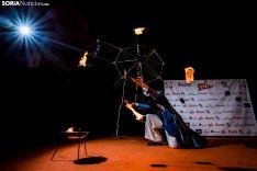 Ensayos del Soria Talent. Carmen De Vicente