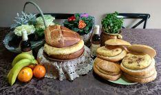 Unas suculentas tortillas agredeñas para San Blas. /Ayto. Ágreda
