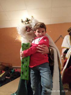 Reyes en Valdeavellano de Tera.