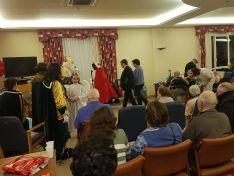 Noche de Reyes en las residencias Latorre.