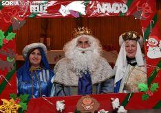 Reyes Magos en Ágreda.