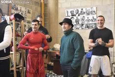 Masterclass de Poli Díaz en Soria.